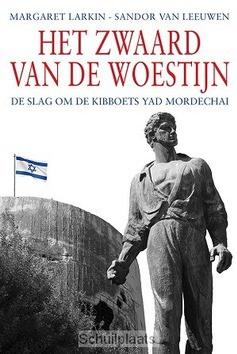 HET ZWAARD VAN DE WOESTIJN - LARKIN, MARGARET / LEEUWEN - 9789033128998