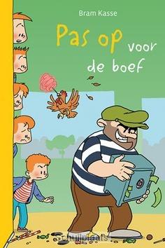 PAS OP VOOR DE BOEF - KASSE, BRAM - 9789033129209
