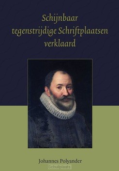 SCHIJNBAAR TEGENSTRIJDIGE SCHRIFTPLAATS - POLYANDER, JOHANNES - 9789033130632