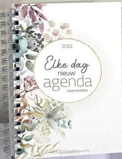 ELKE DAG NIEUW AGENDA 2022 - PATER,-MAURITZ, ELISE - 9789033131042