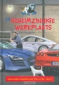 GEHEIMZINNIGE WERKPLAATS - BURGHOUT - 9789033607752