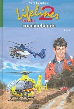 LIFELINER 2 EN DE COCAINEBENDE #5 - BURGHOUT - 9789033608254