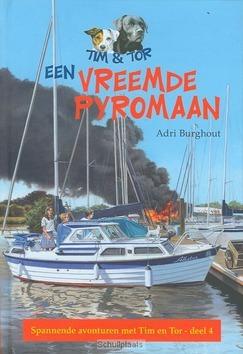 VREEMDE PYROMAAN - BURGHOUT, A. - 9789033609237