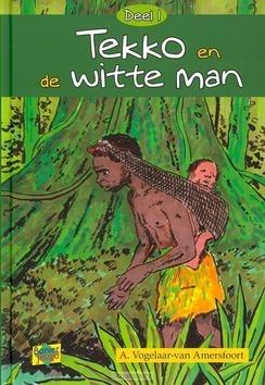 TEKKO EN DE WITTE MAN - VOGELAAR-A - 9789033629303