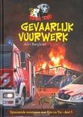 GEVAARLIJK VUURWERK - BURGHOUT, A. - 9789033630750
