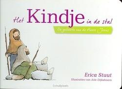 KINDJE IN DE STAL - STUUT, ERICA - 9789033632129