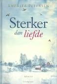 STERKER DAN LIEFDE - PETERSEN, L. - 9789033632587