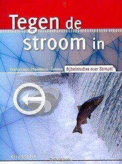 TEGEN DE STROOM IN - STAALDUINE-S., E. VAN - 9789033801105