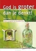 GOD IS GROTER DAN JE DENKT - LOON, RENE VAN - 9789033802027