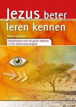 JEZUS BETER LEREN KENNEN - VEELEN, MARTIN VAN - 9789033802294