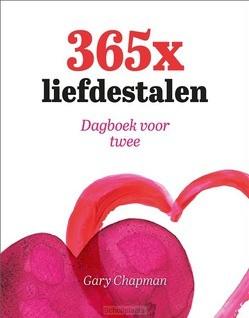 365 LIEFDESTALEN - CHAPMAN, GARY - 9789033802409