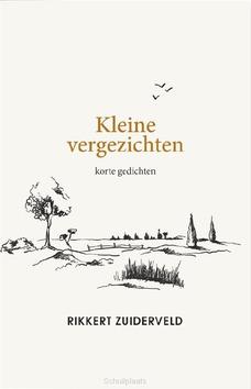 KLEINE VERGEZICHTEN - ZUIDERVELD, RIKKERT - 9789033802577