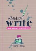 START TO WRITE - POOLEN, WILMA - 9789033817854