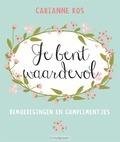 JE BENT WAARDEVOL - BEMOEDIGINGEN - ROS, CARIANNE - 9789033818820