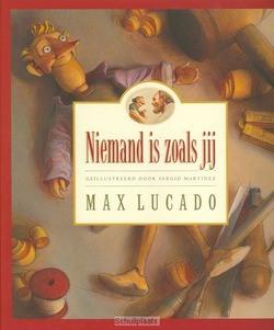 NIEMAND IS ZOALS JIJ GROTE ED - LUCADO - 9789033828942