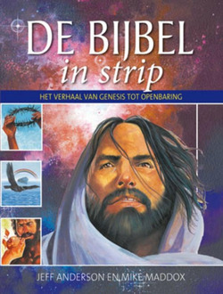 BIJBEL IN STRIP - ANDERSON - 9789033831058