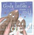 GODS LIEFDE VOOR MIJ KARTONBOEK - BUGBIRD - 9789033831614