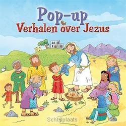 POP-UP VERHALEN OVER JEZUS - DAVID, JULIET - 9789033831775