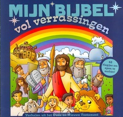 MIJN BIJBEL VOL VERRASSINGEN - BERGHOF, M. - 9789033832369