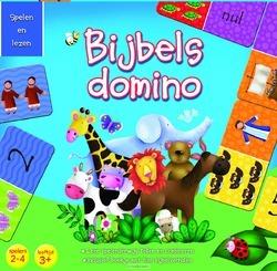 BIJBELS DOMINO - DAVID, JULIET - 9789033832642