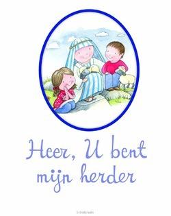 HEER U BENT MIJN HERDER - DAVID, JULIET - 9789033832680