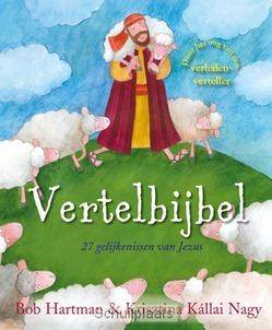 Vertelbijbel - Hartman, Bob - 9789033832925
