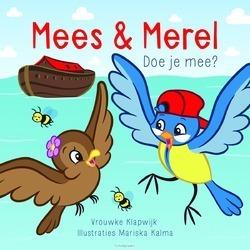 MEES EN MEREL DOE JE MEE ? - 9789033832963
