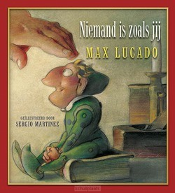 NIEMAND IS ZOALS JIJ POP-UP - LUCADO, MAX - 9789033833083