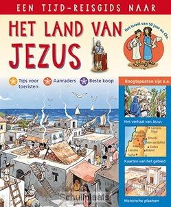 EEN TIJD-REISGIDS NAAR HET LAND VAN JEZU - MARTIN, PETER - 9789033833434