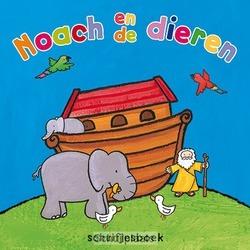 NOACH EN DE DIEREN SCHUIFJESBOEK - 9789033835285