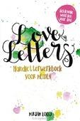 LOVELETTERS HANDLETTERBOEK VOOR MEIDEN - LOOIJ, MIRJAM - 9789033835360