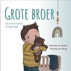 GROTE BROER - WEERD, WILLEMIJN DE - 9789033835551