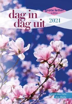 DAG IN DAG UIT 2021 GROTE LETTER - 9789033878398