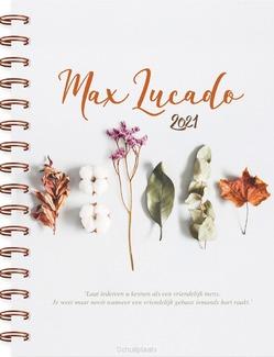 MAX LUCADO AGENDA 2021 15X20CM - LUCADO, MAX - 9789033878411