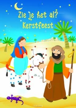 ZIE JE HET AL? KERSTFEEST - GOODINGS, CHRISTINA - 9789033884238