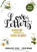LOVELETTERS ADVENT EN KERST - 9789033884337