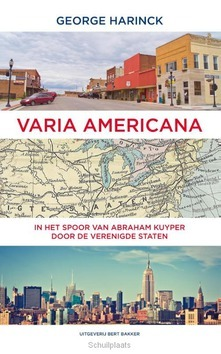 VARIA AMERICANA - HARINCK, GEORGE - 9789035144569