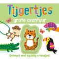 TIJGERTJES GROTE AVONTUUR - 9789036642033