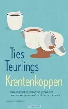 KRENTENKOPPEN - TEURLINGS, TIES - 9789038802442