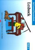 PIANOMETHODE LESBOEK #1 - HAL LEONARD - 9789043104715