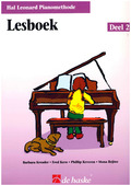 PIANOMETHODE LESBOEK #2 - HAL LEONARD - 9789043104739