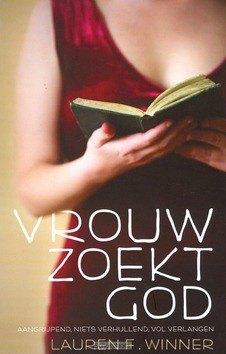 VROUW ZOEKT GOD - WINNER, L. - 9789043501699