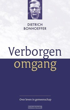 VERBORGEN OMGANG - BONHOEFFER, DIETRICH - 9789043523523
