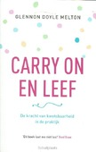 CARRY ON EN LEEF - DOYLE MELTON, GLENNON - 9789043527200