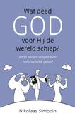WAT DEED GOD VOOR HIJ DE WERELD SCHIEP? - SINTOBIN, NIKOLAAS - 9789043532136