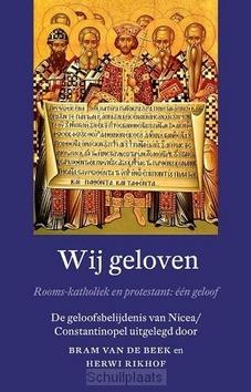 WIJ GELOVEN - BEEK, BRAM VAN DE; RIKHOF, HERWI - 9789043532716