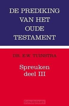 SPREUKEN DEEL 3 - TUINSTRA, E.W. - 9789043533188