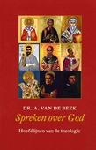 SPREKEN OVER GOD - BEEK, BRAM VAN DE - 9789043533577