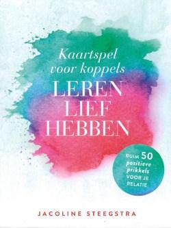 LEREN LIEFHEBBEN - KAARTSPEL - STEEGSTRA, JACOLINE - 9789043533720