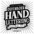 HANDLETTERING DOE JE ZO! OEFENBOEK - LUTTENBERG, KARIN - 9789043920605